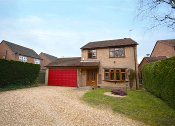 Thumbnail 4 bed detached house for sale in Sandtoft Close, Lincoln, Lincolnshire