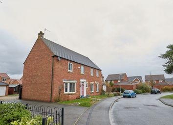 Thumbnail 5 bed detached house for sale in 38 Northfield Road, Welton, Lincoln, Lincolnshire