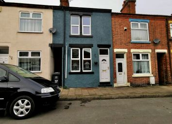 2 bed terraced house for sale in Judges Street, Loughborough LE11