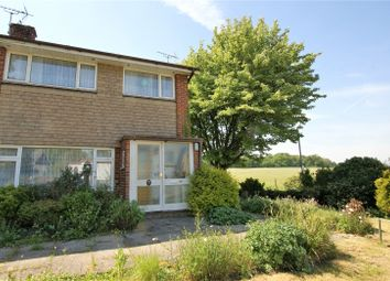 Thumbnail 3 bed end terrace house for sale in Candys Close, Corfe Mullen, Wimborne