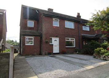 Thumbnail 3 bed semi-detached house for sale in Waveney Road, Shaw, Oldham