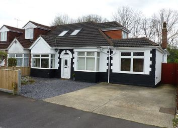 Thumbnail 4 bed bungalow to rent in Alameda Road, Purbrook, Waterlooville