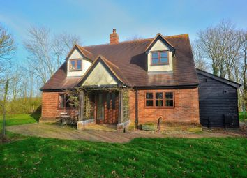 Thumbnail 2 bed detached house to rent in Thaxted Road, Wimbish, Saffron Walden
