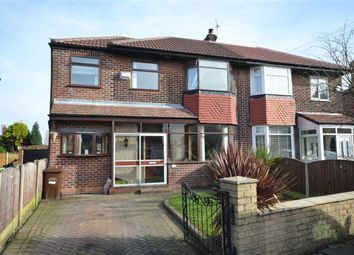 Thumbnail 3 bedroom semi-detached house for sale in Palmerston Road, Denton, Manchester, Greater Manchester