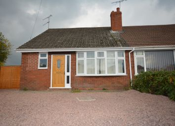 Thumbnail 3 bed bungalow to rent in Addison Close, Crewe
