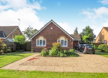 Thumbnail 3 bedroom detached bungalow for sale in Jekils Bank, Holbeach St. Johns, Spalding