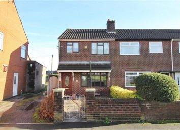 Thumbnail 3 bed end terrace house for sale in Warrington Road, Goose Green, Wigan