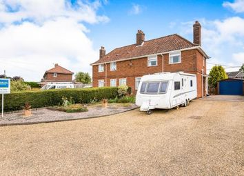 Thumbnail 3 bed semi-detached house for sale in Mulbarton, Norfolk
