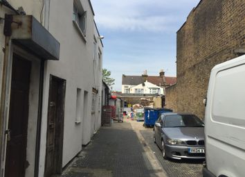 Thumbnail 1 bedroom terraced house to rent in High Street North, East Ham