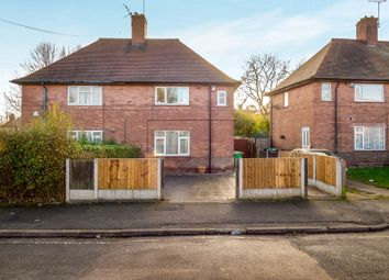 Thumbnail 3 bed semi-detached house for sale in Beckley Road, Nottingham