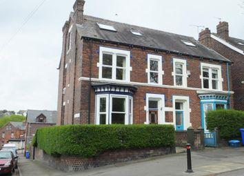Thumbnail 4 bedroom semi-detached house for sale in Meersbrook Park Road, Meersbrook, Sheffield