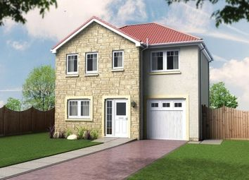 Thumbnail 3 bed detached house for sale in Hawthorn Bank, Off Kingseat Road, Dunfermline, Fife