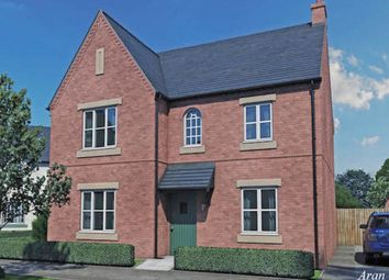 Thumbnail 4 bed detached house for sale in The Aran Heanor Road, Smalley, Ilkeston