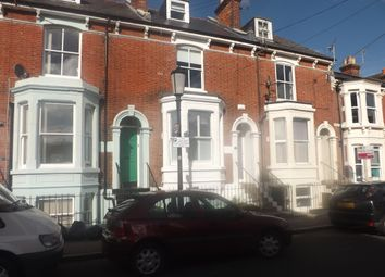 Thumbnail 4 bedroom terraced house to rent in Brougham Road, Southsea