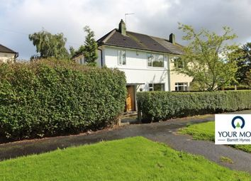 Thumbnail 3 bed semi-detached house for sale in Lingfield Gardens, Moortown, Leeds