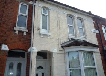 Thumbnail 4 bedroom property to rent in Milton Road, Southampton