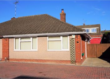 Thumbnail 2 bedroom semi-detached bungalow for sale in Charlecote Avenue, Tuffley, Gloucester