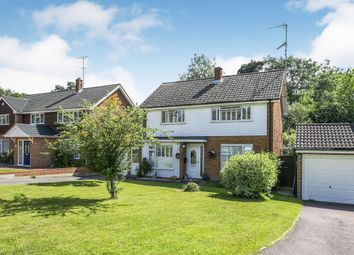 Thumbnail 3 bed detached house for sale in Newlands Park, Copthorne, Crawley