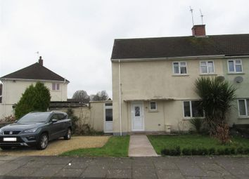 Thumbnail 3 bed semi-detached house for sale in Kerrigan Close, Fairwater, Cardiff