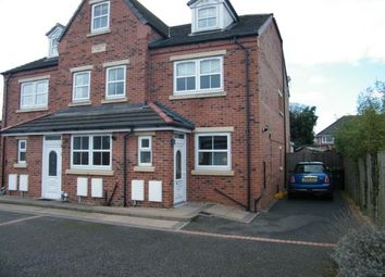 Thumbnail 3 bed end terrace house for sale in Amys Meadow, Willaston, Nantwich, Cheshire
