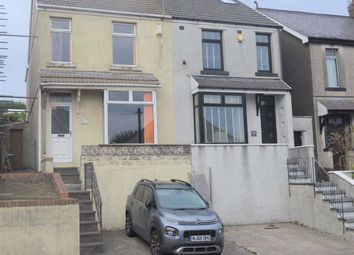 Thumbnail 2 bed semi-detached house for sale in Pentregethin Road, Gendros, Swansea