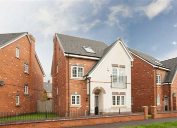 Thumbnail 5 bedroom detached house for sale in Hand Lane, Leigh, Lancashire