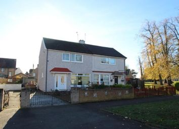 Thumbnail 3 bed semi-detached house for sale in Lamont Crescent, Fallin, Stirling, Stirlingshire