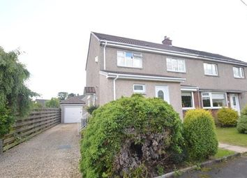 Thumbnail 3 bed semi-detached house for sale in Crawford Avenue, Lenzie