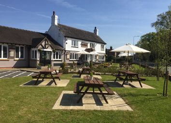 Thumbnail Pub/bar for sale in Newcastle Road, Cheshire; Nantwick