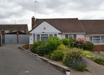Thumbnail 2 bedroom semi-detached bungalow for sale in Thistleholme Close, Links View, Northampton