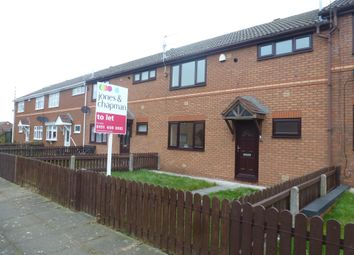 Thumbnail 3 bedroom terraced house to rent in Eastview Close, Prenton