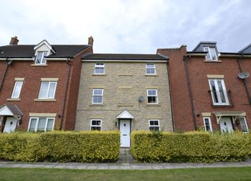 Thumbnail 3 bed terraced house to rent in Beamont Walk, Brockworth, Gloucester