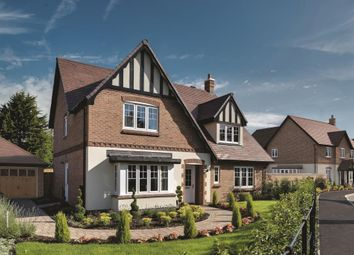 "Thumbnail 4 bed property for sale in ""The Coxley"" at Kenilworth Road, Balsall Common, Coventry"