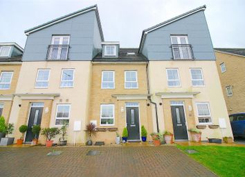 Thumbnail 4 bed town house for sale in New Quay Road, Lancaster