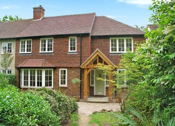 Thumbnail 4 bedroom semi-detached house to rent in Trotton, Near Midhurst, West Sussex