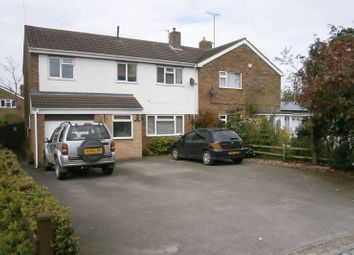 Thumbnail 4 bed semi-detached house for sale in Ashchurch Road, Ashchurch, Tewkesbury