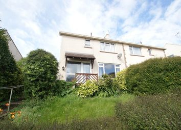 Thumbnail 3 bed semi-detached house for sale in Spencer Road, Paignton