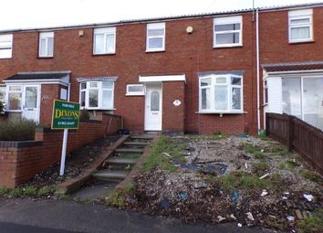 Thumbnail 3 bed terraced house for sale in Stroud Avenue, Willenhall, West Midlands
