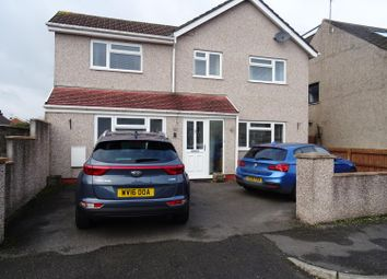 Thumbnail 4 bed detached house for sale in Woodland Avenue, Pencoed, Bridgend