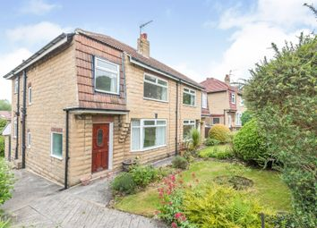 Thumbnail 3 bed semi-detached house for sale in Buckstone Oval, Leeds