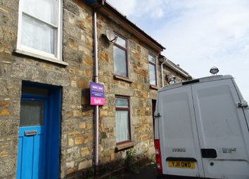 Thumbnail 3 bed terraced house for sale in 21 Edward Street, Camborne, Cornwall
