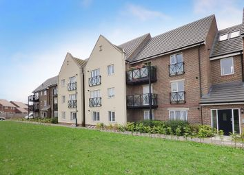 Thumbnail 2 bed flat for sale in Broom Field Way, Felpham, Bognor Regis