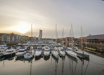 Thumbnail 1 bedroom flat for sale in Abernethy Quay, Maritime Quarter, Swansea