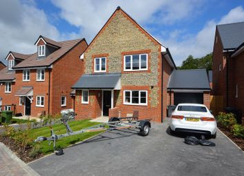 Thumbnail 4 bed detached house for sale in Garrett Close, Havant