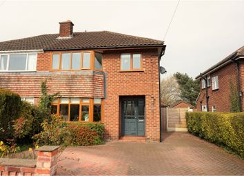 Thumbnail 3 bed semi-detached house for sale in Mayfield Grove, Northwich