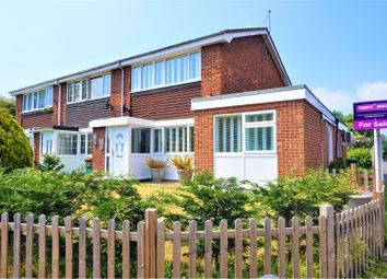 Thumbnail 4 bed end terrace house for sale in Woodchurch Close, Sidcup