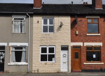 Thumbnail 2 bedroom terraced house for sale in 113 Oldfield Street, Fenton, Stoke-On-Trent