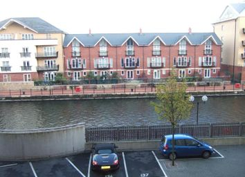 Thumbnail 1 bed flat to rent in Capella House, Celestia, Cardiff Bay