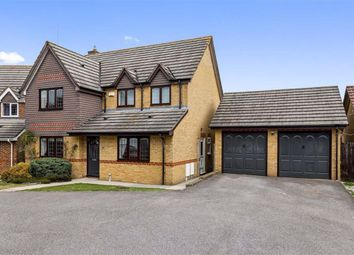 Shipley Mill Close, Kingsnorth, Ashford TN23. 4 bed detached house for sale