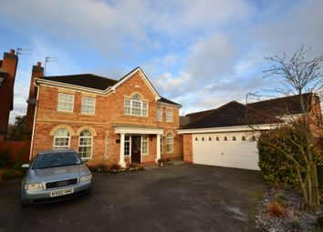 Thumbnail 5 bedroom detached house to rent in Duncombe Road, Heathley Park, Leicester
